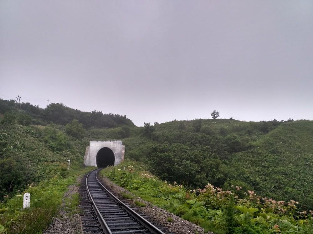 Тоннель №18, действующий