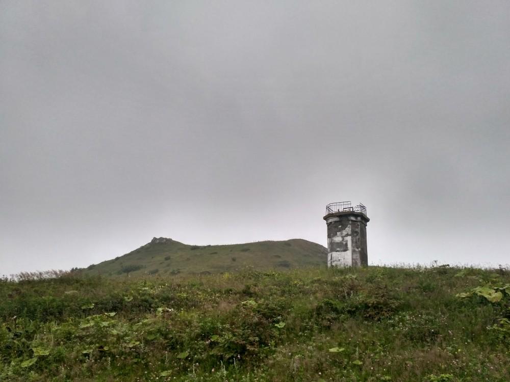 Заброшенный маяк. Остров Сахалин.