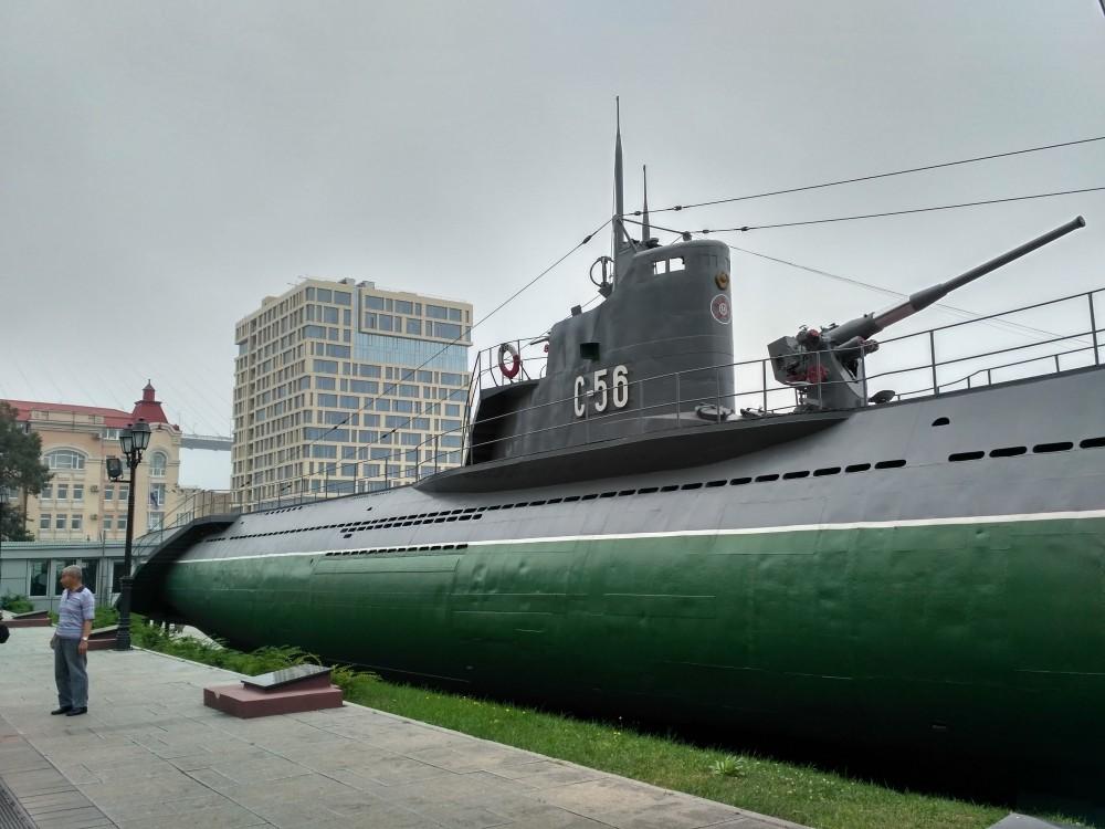 Подводная лодка С56