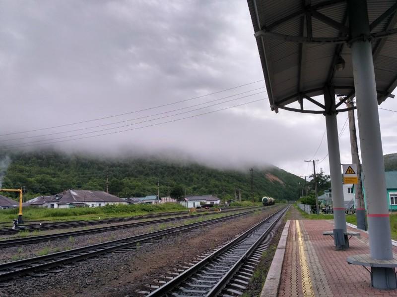 Станция Томари